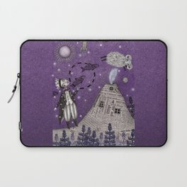 When the Little Prince came to Iceland Laptop Sleeve