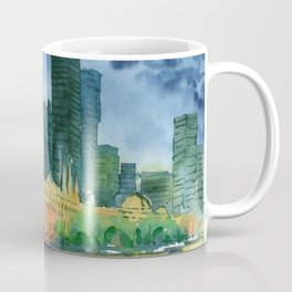 Southbank Melbourne Coffee Mug