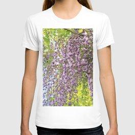 Wisteria 3. T-shirt