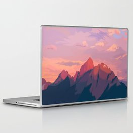 Sunset Hues Laptop & iPad Skin