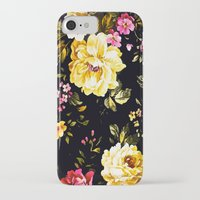 roses iPhone & iPod Cases featuring  Roses  by Saundra Myles