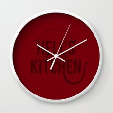 Devil of Hell's Kitchen - Variant Wall Clock