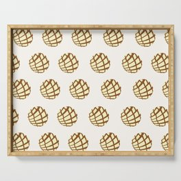 Concha/Conchas Pattern Serving Tray