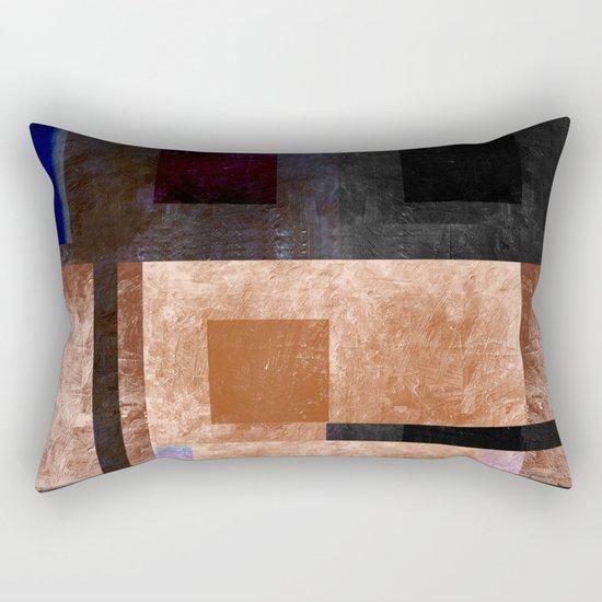 Untitled No. 1 Rectangular Pillow