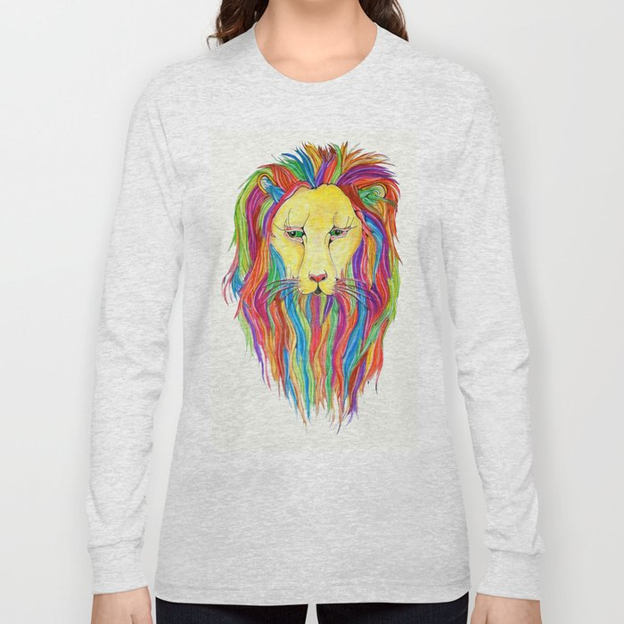 Dandy Lion Long Sleeve T-shirt