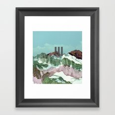 another abstract dream 3 Framed Art Print