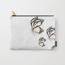 Anxiety Butterflies Carry-All Pouch