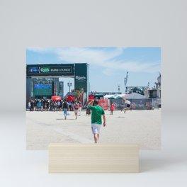 Euro Supporter Mini Art Print