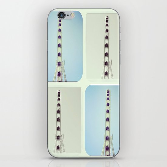 Seattle Dreaming iPhone & iPod Skin