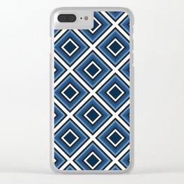 Luca Clear iPhone Case