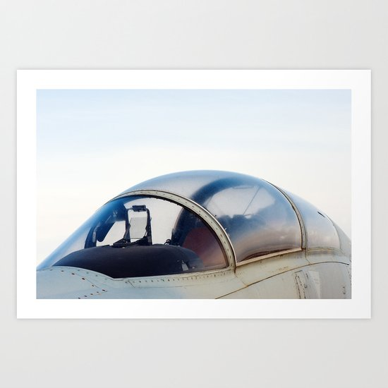 CF-116 Freedom Fighter Art Print