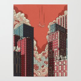 Dream - Free Fall Poster