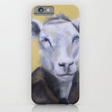 Sheep Portrait iPhone 6s Slim Case