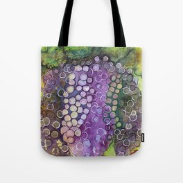 The Mighty Grape Tote Bag