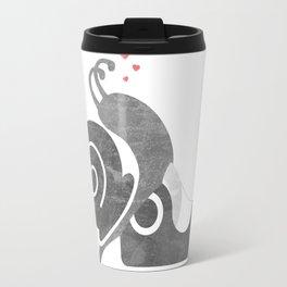 Love is bind Travel Mug