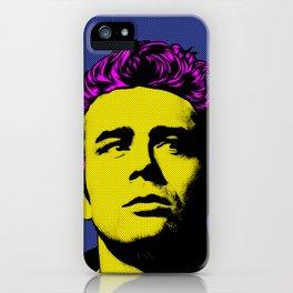 JamesDean01-2 iPhone Case