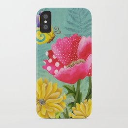 Wondrous Garden iPhone Case