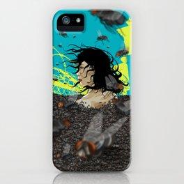 Swarm IV iPhone Case