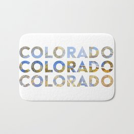 Colorado Bath Mat
