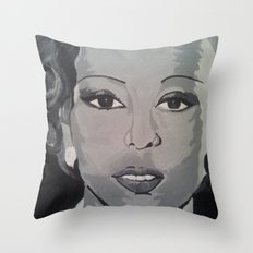 Black Pearl Throw Pillow