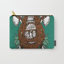 Cave man Carry-All Pouch