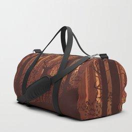 Autumn Deer Duffle Bag