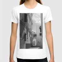 morocco T-shirts featuring Asilah, Morocco by Petrichor Photo