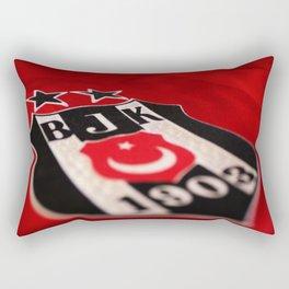 Football Team Beşiktaş Rectangular Pillow