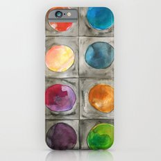 Mystery planets 1 iPhone 6s Slim Case