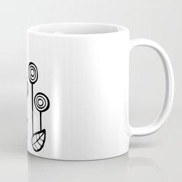 UXUA art's logo in black Coffee Mug