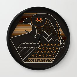 Earth Guardian Wall Clock