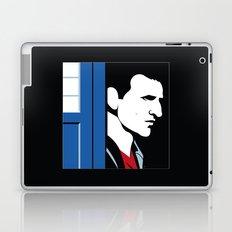 The 9th Doctor Laptop & iPad Skin