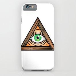 eye_01 iPhone Case