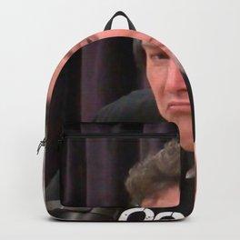 Elon Musk Smoking Weed Backpack