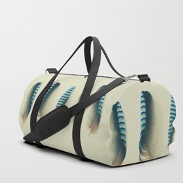Feathers #1 Duffle Bag