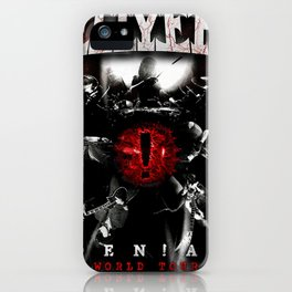 hellyeah world tour 2019 nontongame iPhone Case