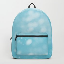 Turquoise Ombre Backpack