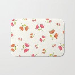 Bell Flowers – Floral Heart Collection Bath Mat