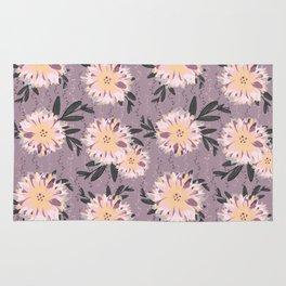 Fancy Floral Rug