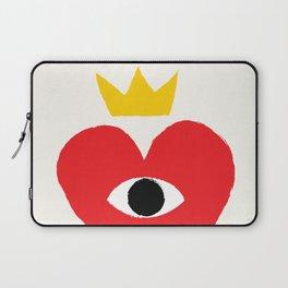 King of my heart Laptop Sleeve