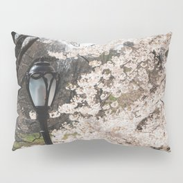 April in NYC Pillow Sham