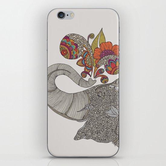 Shower of Joy iPhone & iPod Skin