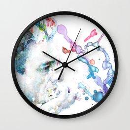 Johnny Cash Wall Clock