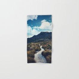 Twilight Track Hand & Bath Towel