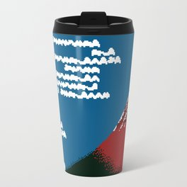 RED FUJI Travel Mug
