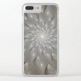Winter Wonderland Clear iPhone Case