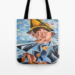 Not Clowning But Frowning Tote Bag