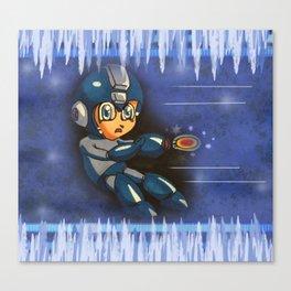 MegaHero Canvas Print