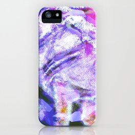 Orchid Mist iPhone Case