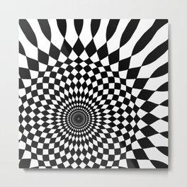 Wonderland Floor #5 Metal Print